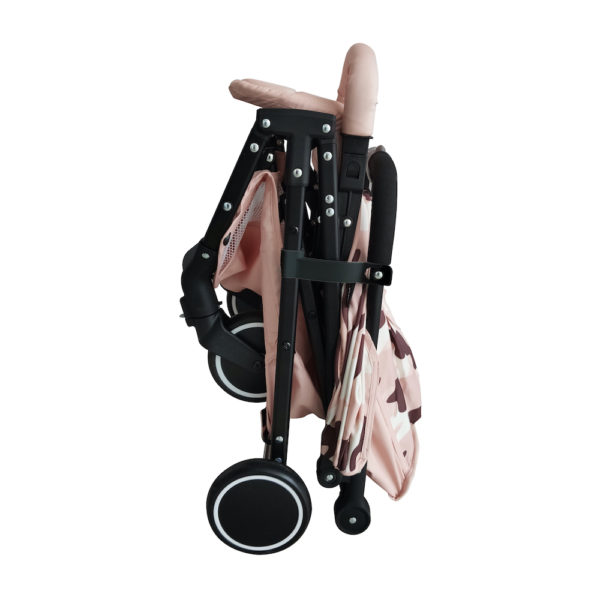Christina Milian AMPM MBX1 Blush Camo Compact Stroller