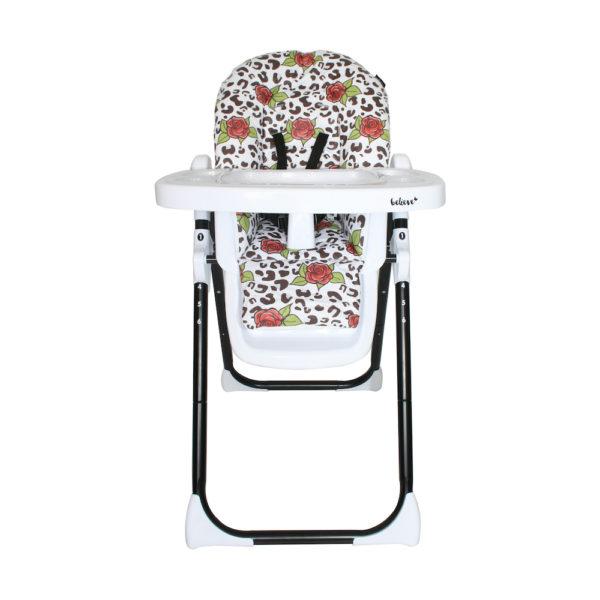 Katie Piper Rose Leopard Premium Highchair