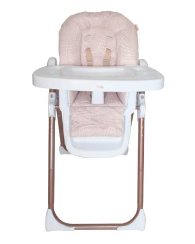 Samantha Faiers Rose Gold Blush Tropical Premium Highchair