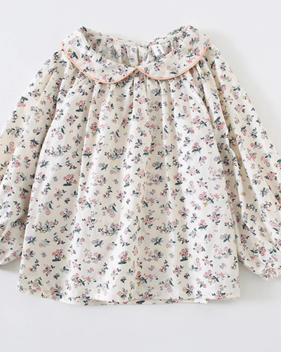Itty Bitty Limited Collection Ditsy Floral Blouse