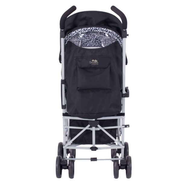My Babiie Dreamiie by Samantha Faiers MB02 Black Leopard Lightweight Stroller